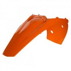 Заднє крило ACERBIS KTM EXC 2T/4T 2004-2007 помаранчевий