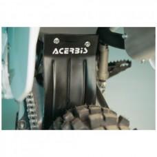 Захист заднього амортизатора ACERBIS чорний універсальний