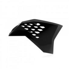 Захист радіатора ACERBIS KTM SXf 250/505 07-08 чорний