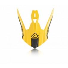Козирок для шолома ACERBIS X-PRO VTR HELMET чорний-жовтий