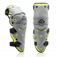 Захист колін ACERBIS GUARD IMPACT EVO 3.0 сірий-жовтий