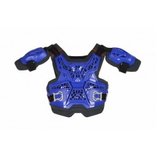 Захист грудної клітки ACERBIS GRAFITI ROOST DEFLECTORS JUNIOR синій