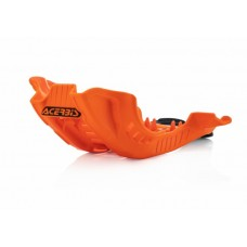 Захист мотора Acerbis KTM EXC-F 250/350 2020 помаранчевий