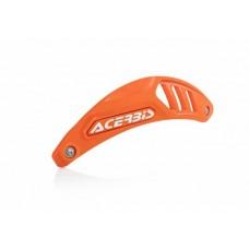 Захист випускного колектора ACERBIS X-EXHAUST помаранчевий 2