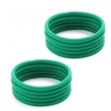 Резинка вихлопної труби 44,00x3,00 зелений