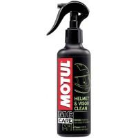 Очисник шолому MOTUL M1 HELMET & VISOR CLEAN 0,25L
