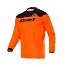 Джерсі KENNY TRACK ADULT RAW 2020 помаранчевий