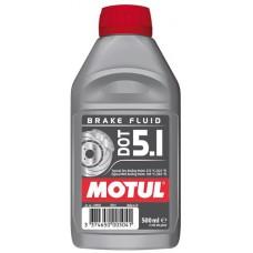 Гальмівна рідина MOTUL BRAKE FLUID DOT 5.1 0,5L