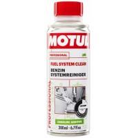 Очисник паливної системи MOTUL FUEL SYSTEM CLEAN MOTO 0,2L