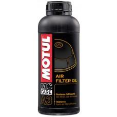 Мастило для повітряного фільтра MOTUL A3 AIR FILTER OIL 1L