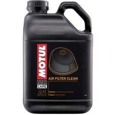 Очисник повітряного фільтра MOTUL A1 AIR FILTER CLEAN 5L