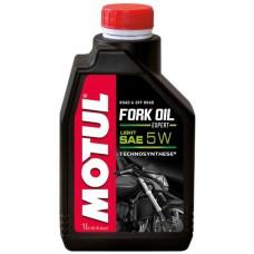 Масло MOTUL FORK OIL EXPERT 5W