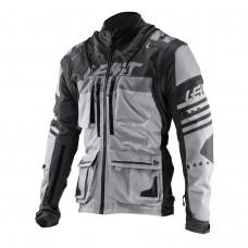 Куртка Leatt GPX 5.5 Enduro Jacket сірий-чорний
