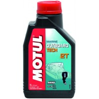 Масло MOTUL OUTBOARD 2T TECH TECHNOSYNTHESE 1L