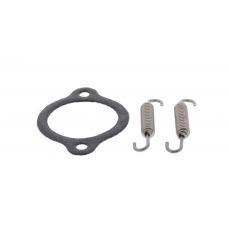 Пружини з прокладкою для кріплення вихлопної труби VERTEX KTM SXF450 13-19, EXCF450 09-19, EXCF500