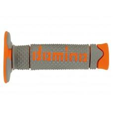Гріпси DOMINO RACING сірий-помаранчевий