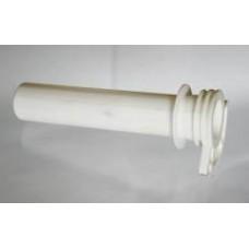 Вставка ручки газу пластмасова ZETA білий