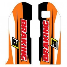 Комплект наклейок на захист вилки BLACKBIRD KTM SX/EXC