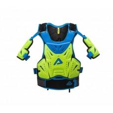 Захист грудної клітки ACERBIS  COSMO 2.0 CHEST PROTECTOR жовтий-синій