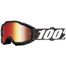 Підліткові окуляри 100 % ACCURI KRICK чорний матовий