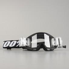 Дитячі окуляри 100 % STRATA JR MUD GOLIATH ROLL OFF (45ММ) чорний