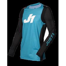 Джерсі дитяча JUST1 J-FLEX ARIA синій-чорний
