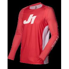 Джерсі JUST1  J-FLEX ARIA червоний-білий