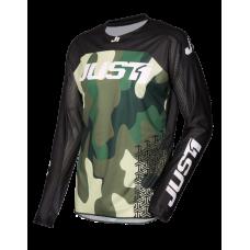 Джерсі JUST1 J-FORCE CAMO  камуфляжний-чорний