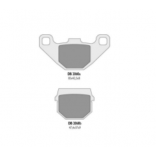 Гальмівні колодки DELTA DB2060MX-D