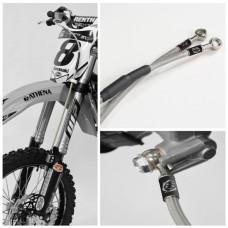 Передній гальмівний шланг MOTO-MASTER YAMAHA YZ125/250, YZF250/450 2008