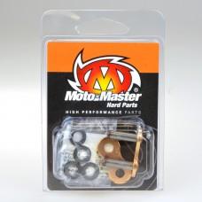 Замок до ланцюга MOTO-MASTER V6-520G X-RING GOLD