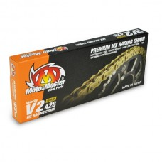 Ланцюг MOTO-MASTER V2-428G MX RACING GOLD
