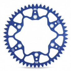 Задня зірка алюміній MOTO-MASTER (270 50) YAMAHA YZ/YZF, WRF синій