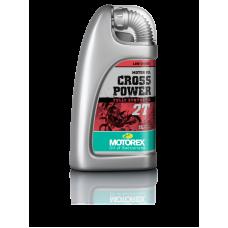 Масло MOTOREX CROSS POWER 2T 1L