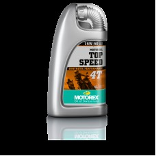 Масло MOTOREX TOP SPEED 4T 15W50 1L
