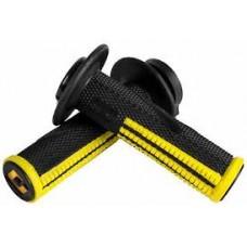 Гріпси ODI EMIG PRO V2 RACING чорний-жовтий