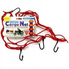 Багажна сітка Oxford Cargo Nets червоний