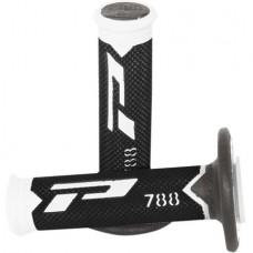 Гріпси PROGRIP 788 OFF ROAD (22+25MM, DL.115MM) білий-чорний