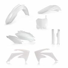 Повний комплект пластику HONDA CRF 250 R 11-13 CRF 450 R 11-12 білий