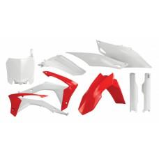 Повний комплект пластику HONDA CRF 250 R 14-17 CRF 450 R 13-16 репліка