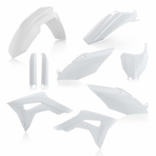 Повний комплект пластику HONDA CRF 250 R 2018 CRF 450 R 2017-2018 білий