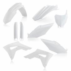 Повний комплект пластику HONDA CRF 450 RX 17-18 білий