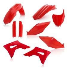 Повний комплект пластику HONDA CRF 450 RX 17-18 червоний