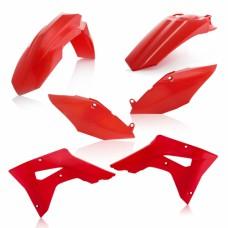 Комплект пластику ACERBIS HONDA CRF 450 RX 2017/2018 червоний