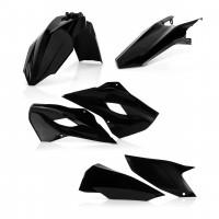 Комплект пластику  Acerbis KITS HUSQVARNA TC125 14-15, TC250 14-16, FC 14-15 чорний