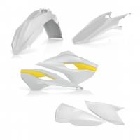 Комплект пластику  Acerbis KITS HUSQVARNA TC125 14-15, TC250 14-16, FC 14-15  репліка 15