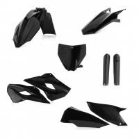 Повний комплект пластику  Acerbis  FULL KITS HUSQVARNA TC125 14-15, TC250 14-16, FC 14-15 чорний 15