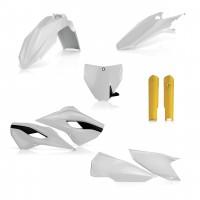 Повний комплект пластику  Acerbis  FULL KITS HUSQVARNA TC125 14-15, TC250 14-16, FC 14-15 репліка