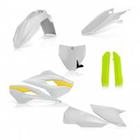 Повний комплект пластику  Acerbis  FULL KITS HUSQVARNA TC125 14-15, TC250 14-16, FC 14-15 репліка 15