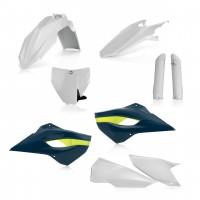 Повний комплект пластику  Acerbis  FULL KITS HUSQVARNA TC125 14-15, TC250 14-16, FC 14-15  репліка 16